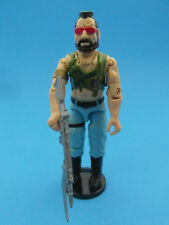60 x Gi Joe Action Figure Display Stands for vintage CHIFFRES CLAIRS-T6c