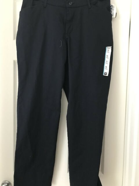 Lee Relaxed Fit Straight Leg Classic Rise Stretch Womens Jeans Size 10 S