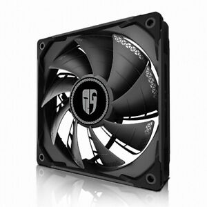 034-GENUINE-034-DEEPCOOL-GAMER-STORM-TF120S-BLACK-120MM-SYSTEM-FAN-Freeship