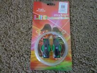 Led Luminescent Shoelaces Ultra Bright In Package Magic Shoelaces