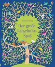 Der große Labyrinthe-Spaß von Kirsteen Robson (2013, Taschenbuch)