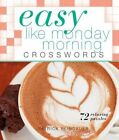 Easy Like Monday Morning Crosswords by Patrick Blindauer (Spiral bound)