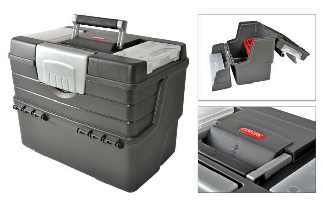 Curver Werkzeugbox XL Werkzeugkoffer leer 43x29x37 Werkzeugkiste Werkzeugkasten