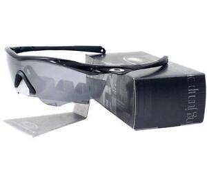 4bfbc2eb0d Oakley OO 9212-01 M2 FRAME Polished Black Iridium Mens Sports ...