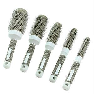 Ceramic-Ionic-Round-Comb-Barber-Hair-Dressing-Salon-Styling-Brush-Barrel-RDUJ