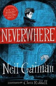 Neverwhere-the-Illustrated-Edition-Gaiman-Neil-New