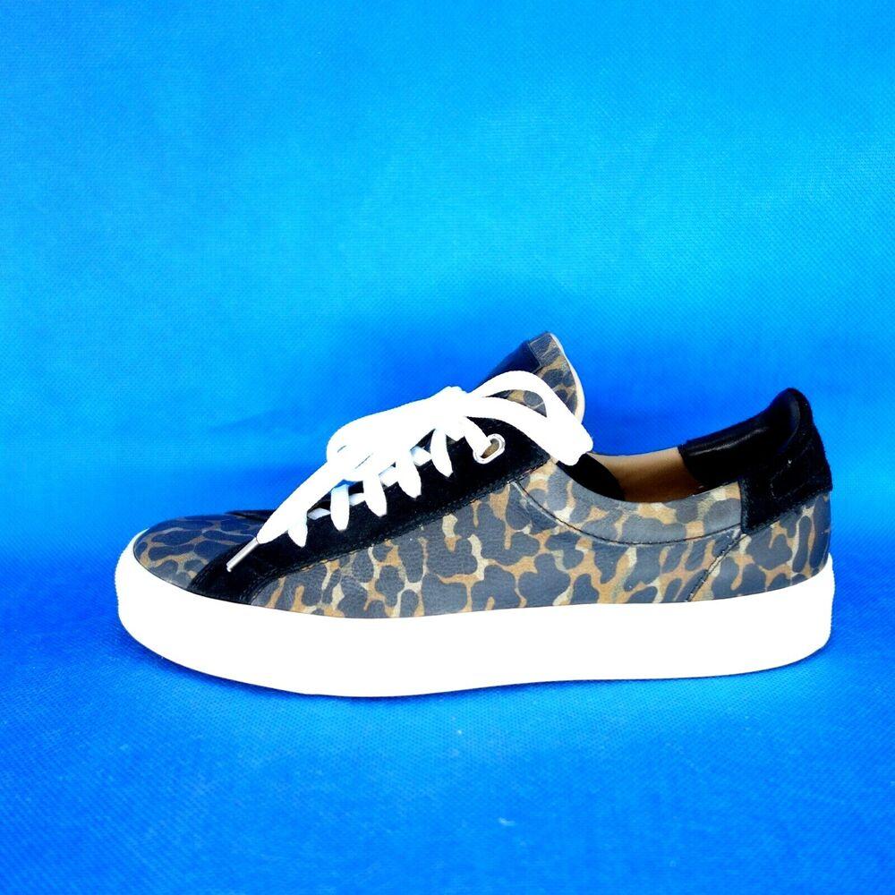 Belstaff Femmes Low Sneaker Dagenham Combo T 37 38 41 Chaussures En Cuir Np 395 Neuf