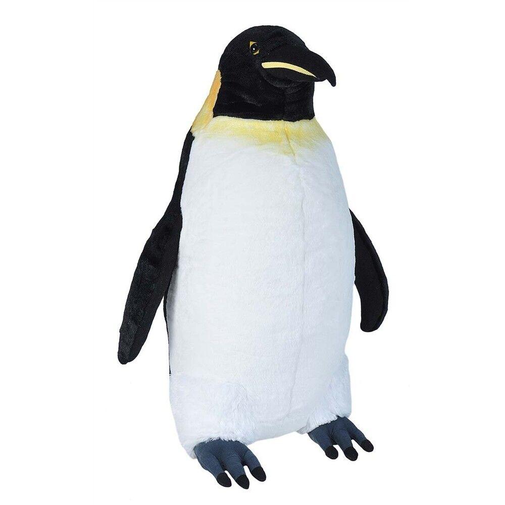Wild Republic 20715 53cm Little Biggies Emperor Penguin Plush Toy - Jumbo 24