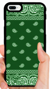 GREEN-BANDANA-PHONE-CASE-FOR-IPHONE-XS-MAX-XR-X-8-7-PLUS-6S-6-PLUS-5-5S-SE-5C-4S