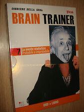 DVD + LIBRO N°12 LA MENTE STRATEGICA-SCELTE E DECISIONI BRAIN TRAINER FOCUS