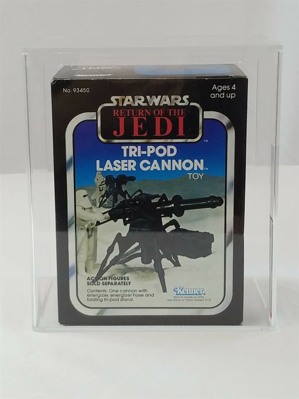 STAR WARS redJ TRI-POD LASER CANNON AFA 80 NM 15093510