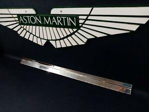 Aston Martin Classic DBS,DBSV8 & AMV8 door waist seal stainless carrier/finisher