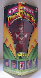 """Mighty Morphin Power Rangers - Jason - 8""""- Triangle Box"""