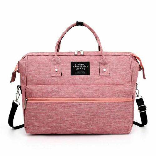 Mommy Shoulder Crossbody Handbags Large Capacity Oxford Cloth Maternity  Bags