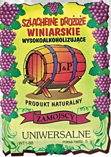 Weinset Nr.2 Weinhefe Gärbehälter Gärröhrchen Dichtgummi Vinometer usw GRATIS