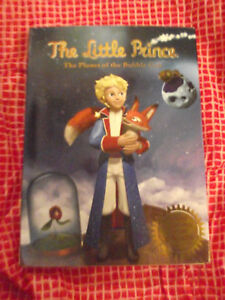 NEW-DVD-The-Little-Prince-The-Planet-of-the-Bubble-Gob-Antoine-De-Saint-Exupery
