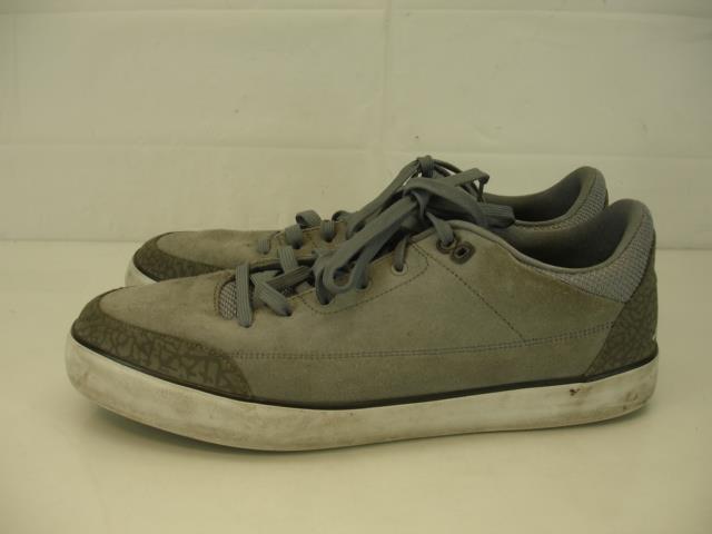 2e437a67 Mens 12 M Nike Air Jordan Court AC.1 Cool Grey White 579607-002 ...