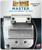 Andis 01513 Master 28 Replacement Clipper Blade Model: Sm/ml/m Detachable