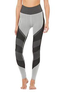75dda31fb3 Authentic Womens ALO YOGA Workout Running Gym Sport Pants Leggings ...