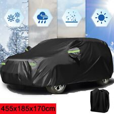 Medium Full Suv Car Cover Waterproof Snow Dust Rain Scratch Resistant Protection Fits Jeep