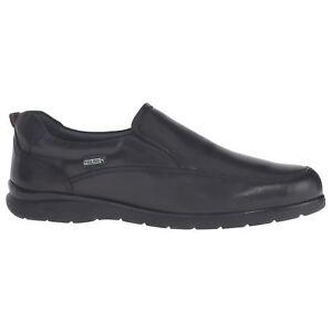 Pikolinos-San-Lorenzo-M1C-3036-Negro-para-Hombre-de-Cuero-Mocasines-Sin-Cordones-en-los-zapatos