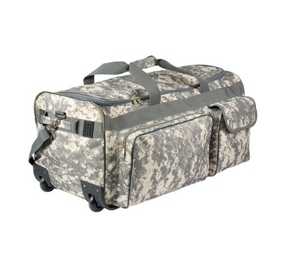Redhco Digital Camo Expedition Wheeled Bag - 2654