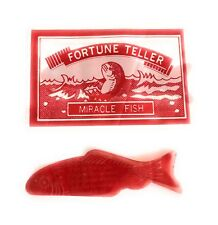 288 Fortune Teller Miracle Fish Fortune Telling Fish In Individual Envelopes