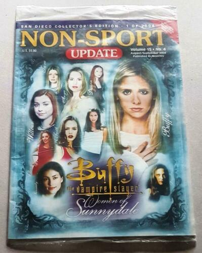Non Sport Update Magazine Volume 15 #4 In New Sealed Condition Trading Cards