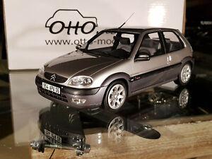 1:18 Otto citroen saxo vts Otto Mobile ot610 nuevo New