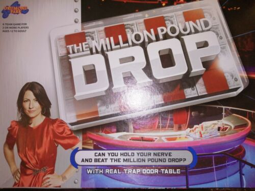 816 THE MILLION POUND DROP GAME By Drumond Park-Family-Tension-TV Show-Cash-Gift