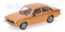 Opel Kadett C Berlina (1978) gold metallic 1:43 Minichamps 400048100