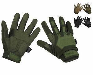 NEU US Tactical Handschuhe Action Bundeswehr Fingerhandschuhe Einsatzhandschuhe