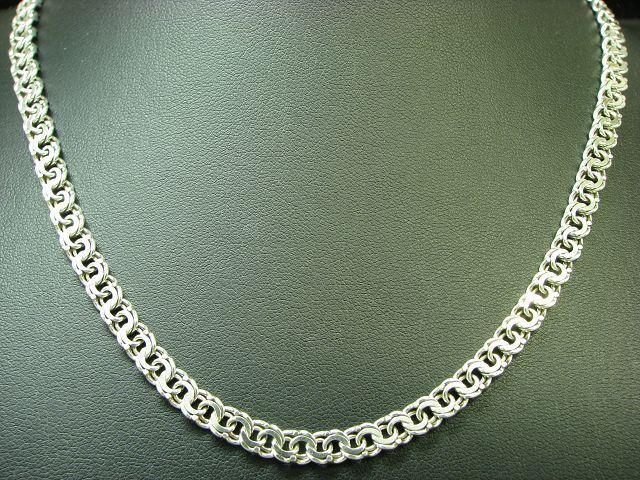 925 Sterling silver Kette   Halskette   Echtsilver   41,2cm   16,2g