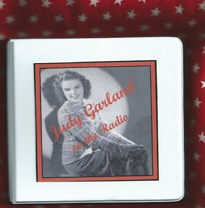 Details about JUDY GARLAND 8 audio CD set #2 Mystery Music Variety Drama  Old radio shows OTR