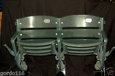 Texas Rangers Baseball Globe Life Park Ballpark Game USED Pair Stadium Seats COA
