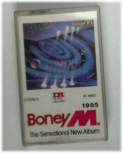 Boney M. - Ten Thousand Light Years - Island Record - 1985 - Italia - Boney M. - Ten Thousand Light Years - Island Record - 1985 - Italia