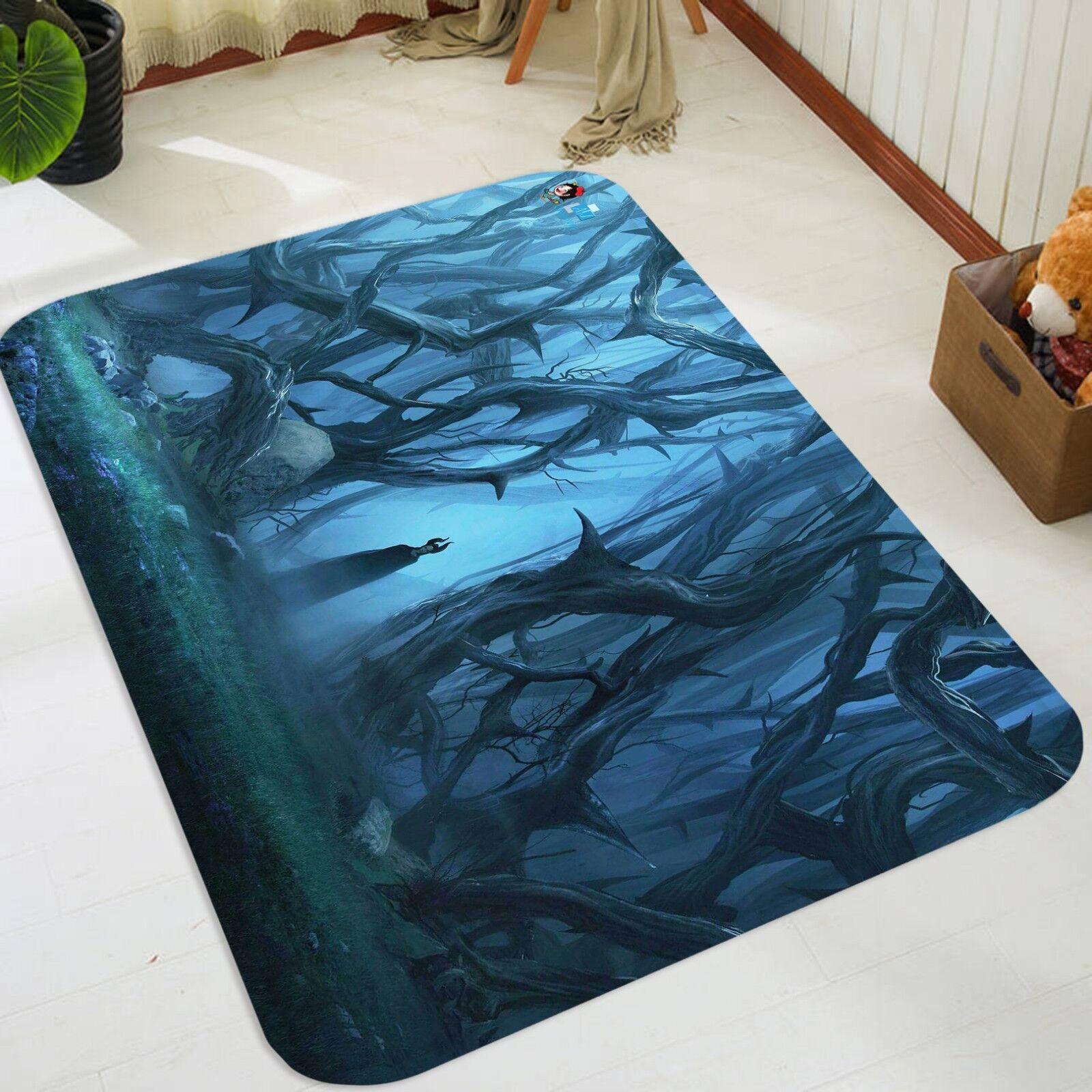 3d selva mágico 68 antideslizante alfombra alfombrilla para maletero alfombra elegante de