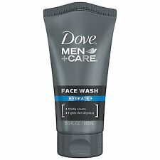Dove Men + Care Face Wash Hydrate Plus 5 oz