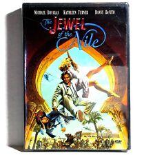 The JEWEL of The Nile (dvd 1999 Widescreen) Michael Douglas Kathleen Turner