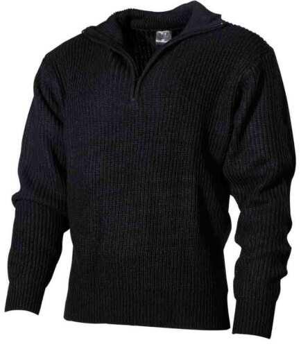 3XL Isländer Pullover Troyer Arbeitspullover Strickpullover Marinepullover S