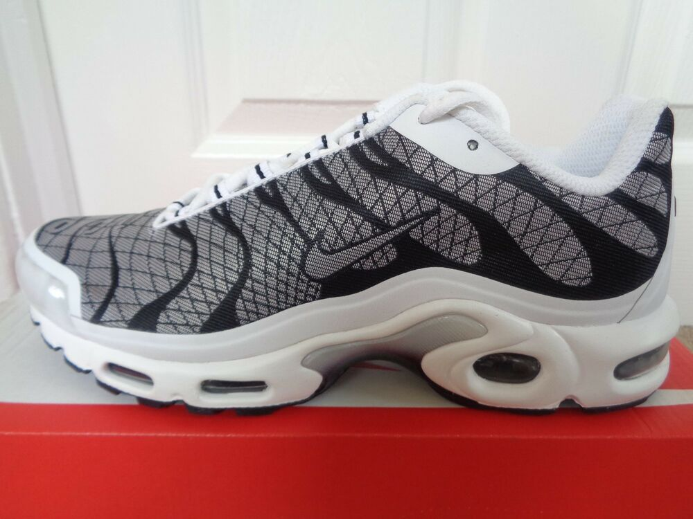 Nike Air Max Plus JCRD Baskets Homme Baskets 845006 100 UK 7 EU 41 US 8 Neuf + Boîte-