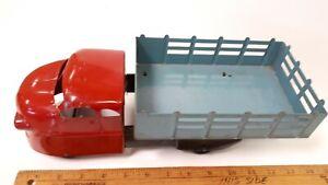 1940-039-s-WYANDOTTE-Stake-Truck-Great-Original-Condition
