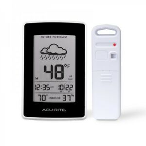 Wireless-Forecaster-Weather-Station-with-Forecast-Temperature-amp-Humidity