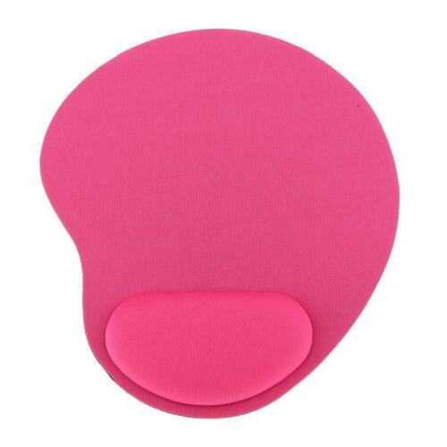 1PC Practical Comfort Non-slip Wrist Mouse Pad Computer Mouse Pad Mat for Office