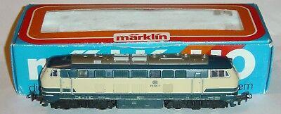 Disciplinato Marklin Ho, Locomotora AnalÓgica Br 216 090-1 Db Ref.3074, Digital Opcional