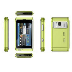 Unlocked-Original-Nokia-Lumia-N8-N8-00-16GB-3G-Wifi-Green-12MP-GPS-Smartphone
