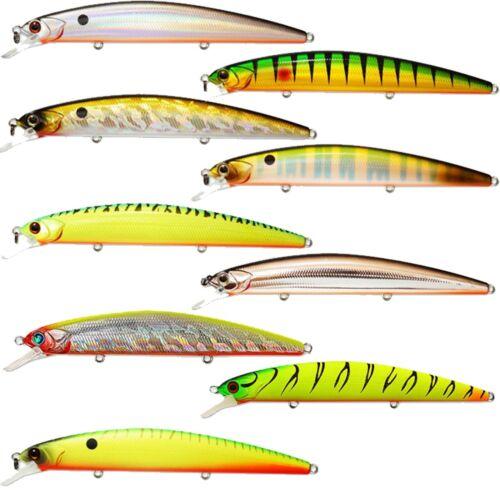 Kosadaka FLASH XS 110F Minnow crank crankbaits fishing lures floating 14g 1m