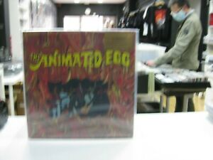 The Animated Egg LP Europa 2020 Limitierte Orange Marbled 180GR. Audiophile