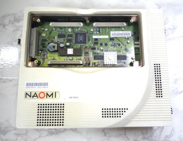 Naomi Sega Mother Board PCB JAMMA Working Arcade Game Import Japan
