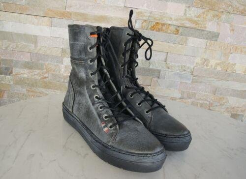 Uvp185€ Grey Grau Schuhe Napapijri Stiefel Schnürschuhe Neu Stiefeletten 41 Ehem Ywxwqz4p